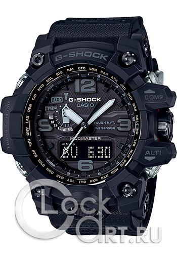 024d34f5 Casio G-Shock GWG-1000-1A1 - купить мужские наручные часы Casio GWG ...