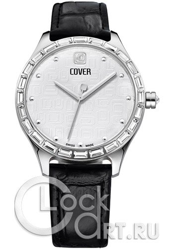 Женские часы Cover Co183.04 Мужские часы Bering ber-11739-772