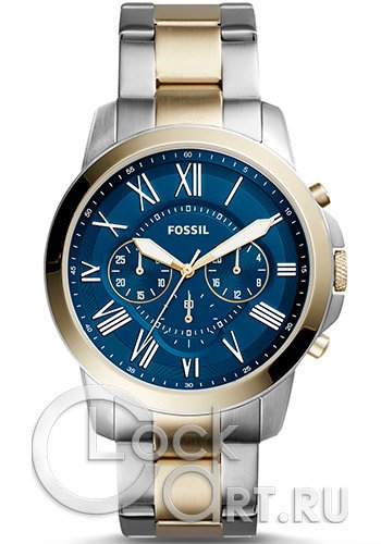 cdf19010 Fossil Grant FS5273 - купить мужские наручные часы Fossil FS5273 - в ...