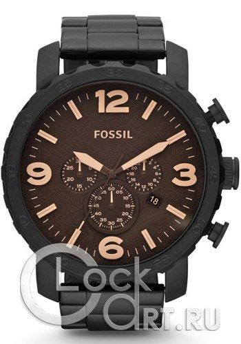 26849e58 Fossil Nate JR1356 - купить мужские наручные часы Fossil JR1356 - в ...