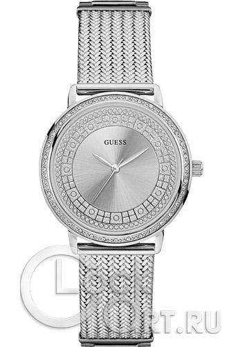 021cd0f2 Guess Dress Steel W0836L2 - купить женские наручные часы Guess ...