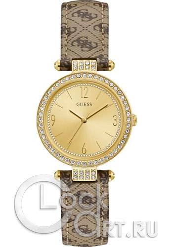 89c2c88b Guess Dress Steel W1230L2 - купить женские наручные часы Guess ...