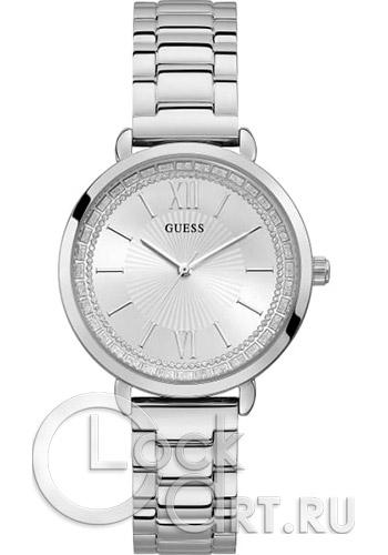 9d32fc9a Guess Dress Steel W1231L1 - купить женские наручные часы Guess ...