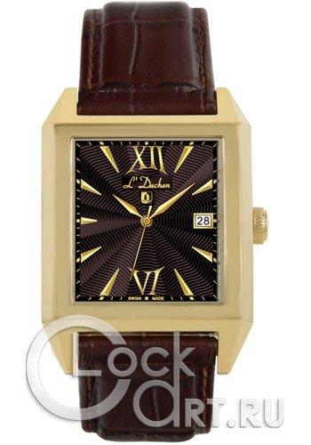 Мужские часы L Duchen D451.81.21 Женские часы Morgan M991G