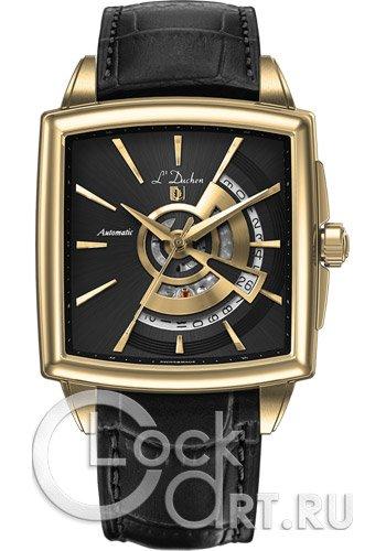 Мужские часы L Duchen D253.91.21 Женские часы Casio GMA-S110CM-3A