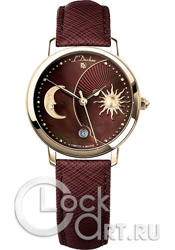 Часы L Duchen D801.22.38 Часы Aerowatch 07977RO02