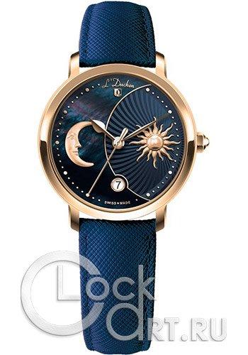 Женские часы L Duchen D707.41.41 Мужские часы Triwa LCST114-SC010112