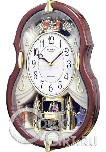 часы Rhythm Magic Motion Clocks 4MH829WD06