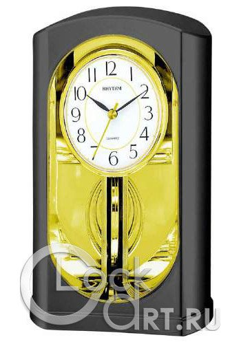 часы Rhythm Contemporary Motion Clocks 4RP745WR02