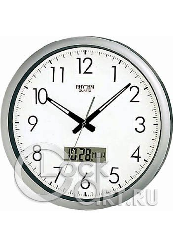 часы Rhythm Value Added Wall Clocks CFG702NR19