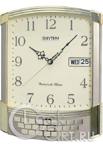 часы Rhythm Value Added Wall Clocks CFH105NR18