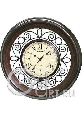 часы Rhythm Value Added Wall Clocks CMG414NR06