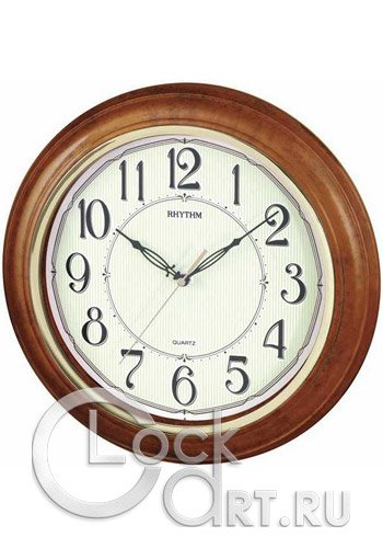часы Rhythm Value Added Wall Clocks CMG425BR06