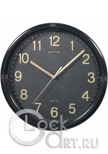 часы Rhythm Value Added Wall Clocks CMG434NR02