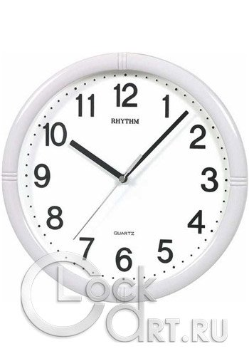 часы Rhythm Value Added Wall Clocks CMG434NR03