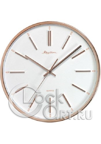 часы Rhythm Value Added Wall Clocks CMG437NR13