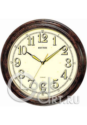 часы Rhythm Value Added Wall Clocks CMG713NR06