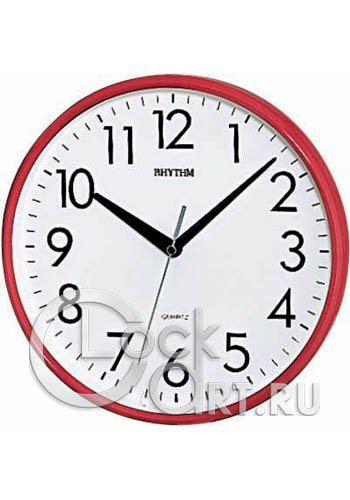 часы Rhythm Value Added Wall Clocks CMG716NR01