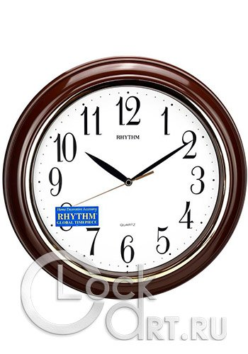 часы Rhythm Value Added Wall Clocks CMG723NR06