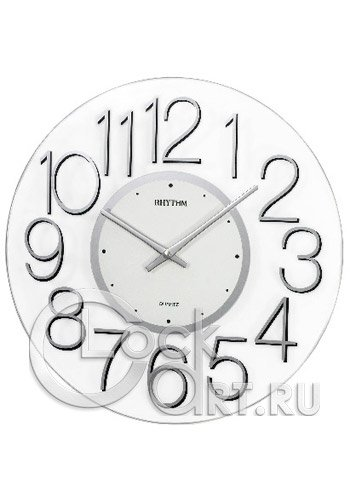 часы Rhythm Value Added Wall Clocks CMG738BR19