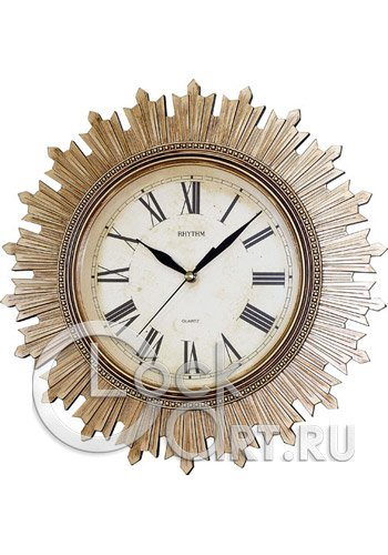 часы Rhythm Value Added Wall Clocks CMG887NR18