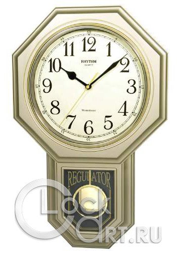 часы Rhythm Value Added Wall Clocks CMJ443BR18