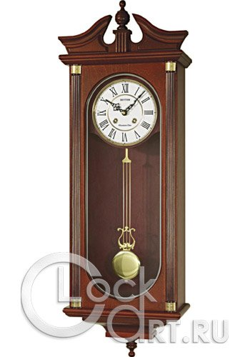 часы Rhythm High Grade Wooden Clocks CMJ446NR06