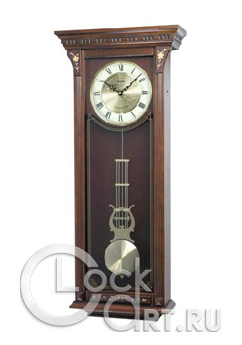 часы Rhythm High Grade Wooden Clocks CMJ513NR06