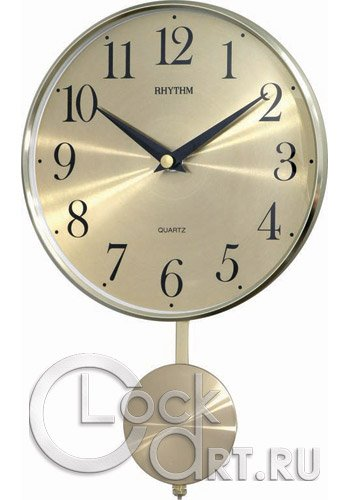 часы Rhythm Value Added Wall Clocks CMP528NR18