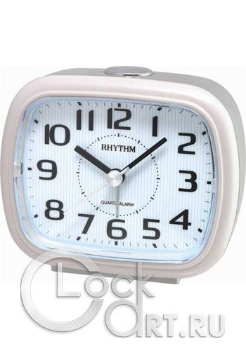 часы Rhythm Alarm Clocks CRE830NR03