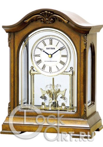 часы Rhythm Luxurious Table Clocks CRH124NR06