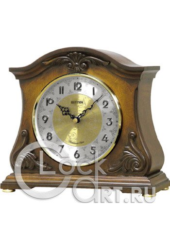 часы Rhythm Luxurious Table Clocks CRH125NR06
