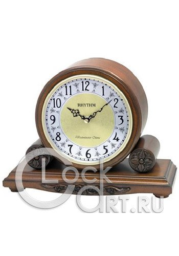 часы Rhythm Luxurious Table Clocks CRH172NR06
