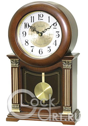 часы Rhythm Luxurious Table Clocks CRJ722NR06