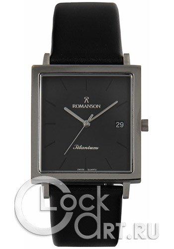 Часы Romanson DL2133SMW(BK) Часы Orient SZ3N005B