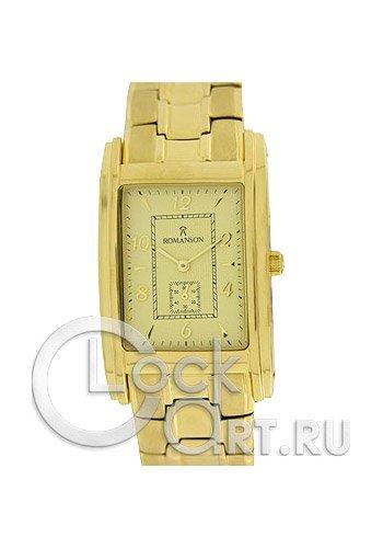 Мужские часы Romanson TM0224XG(GD) Женские часы Daisy Dixon DD031WG