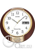 Настенные часы Rhythm Value Added Wall Clocks 4FH626WR06