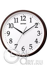 Настенные часы Rhythm Value Added Wall Clocks 4KGA09SR06
