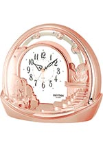 Настольные часы Rhythm Contemporary Motion Clocks 4SE443WD13