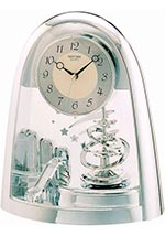 Настольные часы Rhythm Contemporary Motion Clocks 4SG607WS19