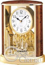Настольные часы Rhythm Contemporary Motion Clocks 4SG724WS06