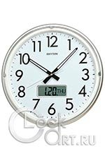 Настенные часы Rhythm Value Added Wall Clocks CFG717NR19