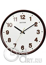 Настенные часы Rhythm Wooden Wall Clocks CMG127NR06