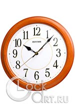 Настенные часы Rhythm Wooden Wall Clocks CMG131NR07
