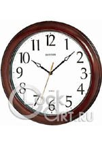 Настенные часы Rhythm Wooden Wall Clocks CMG270NR06
