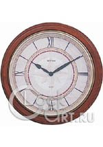 Настенные часы Rhythm Wooden Wall Clocks CMG272NR06