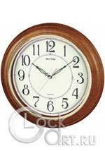 Настенные часы Rhythm Value Added Wall Clocks CMG425BR06