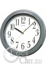 Настенные часы Rhythm Value Added Wall Clocks CMG449NR08
