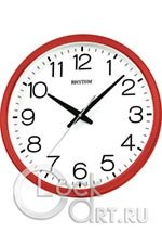 Настенные часы Rhythm Value Added Wall Clocks CMG494NR01