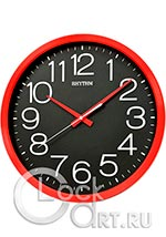 Настенные часы Rhythm Value Added Wall Clocks CMG495DR01
